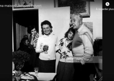 Jacques Prévert – Dans ma maison